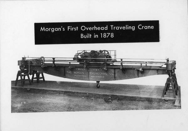 25 Top Historical Events in Alliance – Morgan's Crane