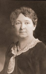 Mabel Hartzell, ca. 1932